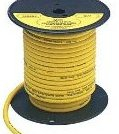 Accel 160090 100 Yellow Copper Spooled Wire by Accel