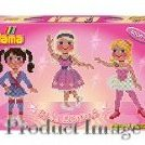 / Ballerinas Fuse Beads Gift Set by Hama