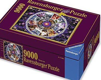 Astrology - 9000 Piece Puzzle by Ravensburger