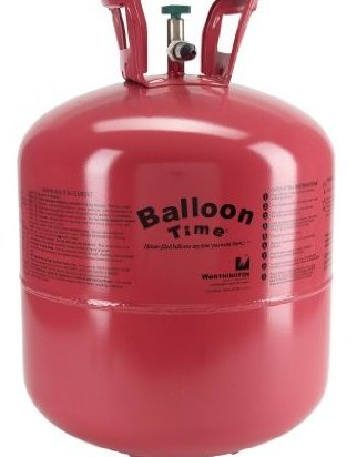 347138 14.9 cu. Ft. Disposable Helium Ta by Worthington Cylinder CORP