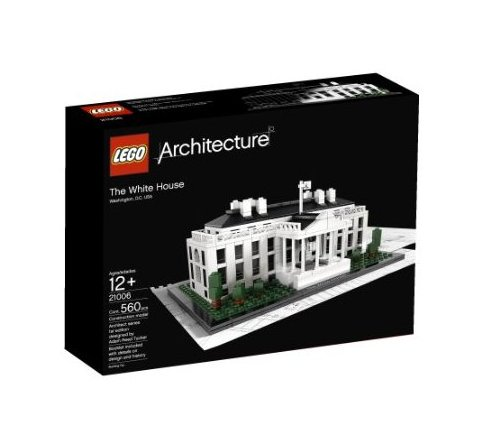Architecture White House 21006 by LEGO
