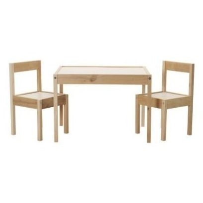 Childrens Kids Table  2 Chairs Set Furniture 1 by IKEA