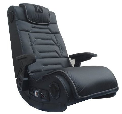 51259 Pro H3 4.1 Audio Gaming Chair Wireless by X Rocker