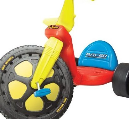 Image 0 of Big Wheel 48727 Tricycle 16-Inch Red by The Original Big Wheel