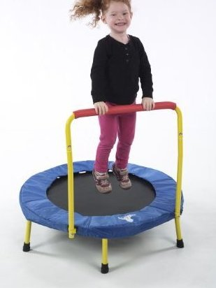 Fold  Go Trampoline TM by The Original Toy Company