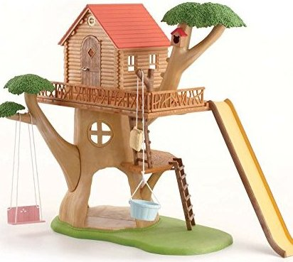Adventure Tree House by Calico Critters