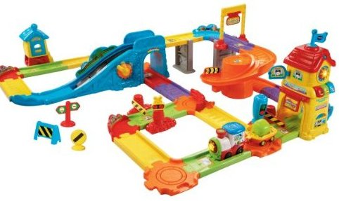 80-146700 Go Go Smart Wheels Train Station Playset by VTech