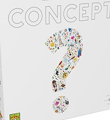 Concept Board Game by Asmodee