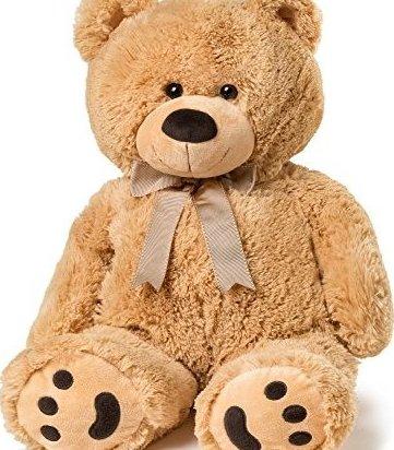 Big Teddy Bear 30quot; - Tan by JOON