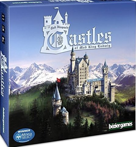 Castles of Mad King Ludwig by Bezier Games