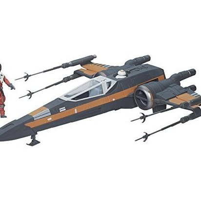 : The Force Awakens Vehicle Poe Damerons X-Wing by Star Wars