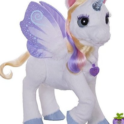 FurReal Friends StarLily My Magical Unicorn by Fur Real Friends