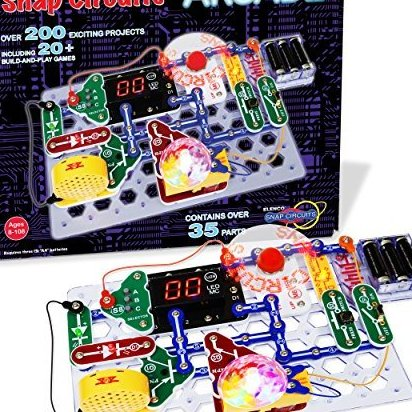 Arcade Electronics Discovery Kit by Snap Circuits