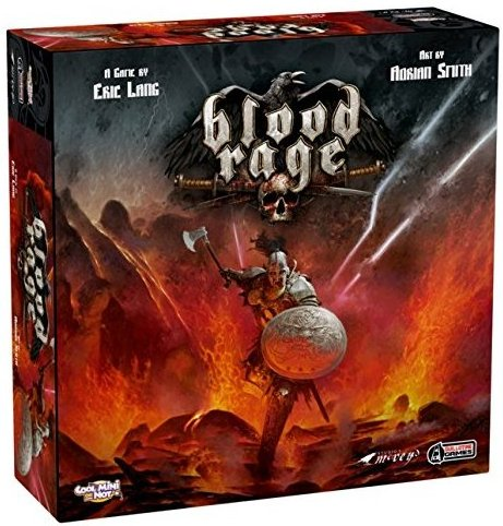 Blood Rage by CoolMiniOrNot