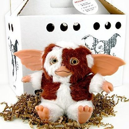 Image 0 of Gremlins 6quot;  Gift Pack includes Carrier and by Gizmo