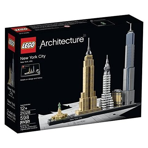 Architecture New York City 21028 by LEGO