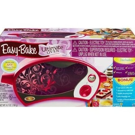 2016  Ultimate Oven - Magenta Color- Bonus Edition by Easy Bake