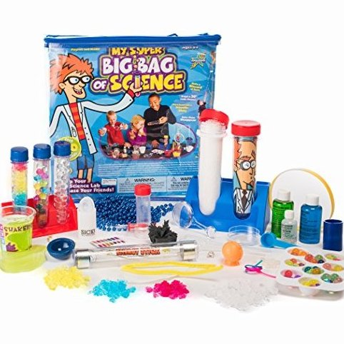 Be Amazing Toys My Super Big Bag Of Science 100 a by Be Amazing Toys