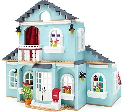 American Girl Graces 2-in-1 Buildable Home by Mega Bloks