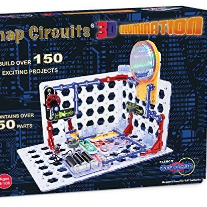 3D Illumination Electronics Discovery Kit - NEW for by Snap Circuits