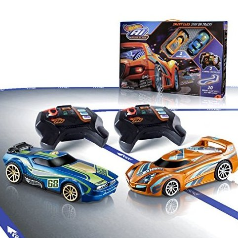 A.I. Intelligent Race System Starter Kit by Hot Wheels