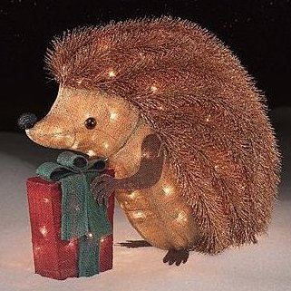 24quot; 50ct Hedgehog by Trim A Home