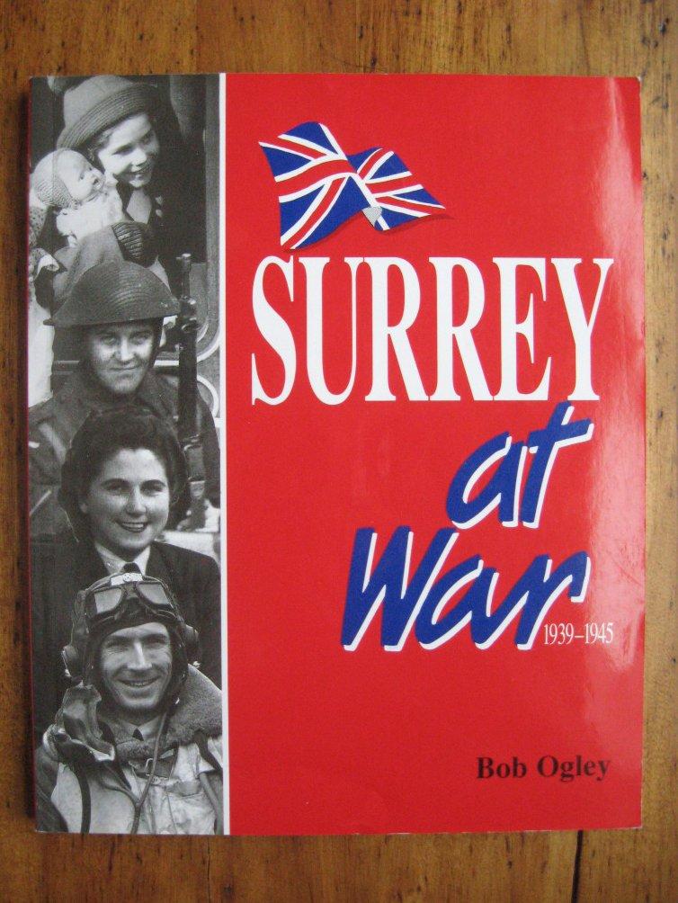 Surrey at War, 1939-1945