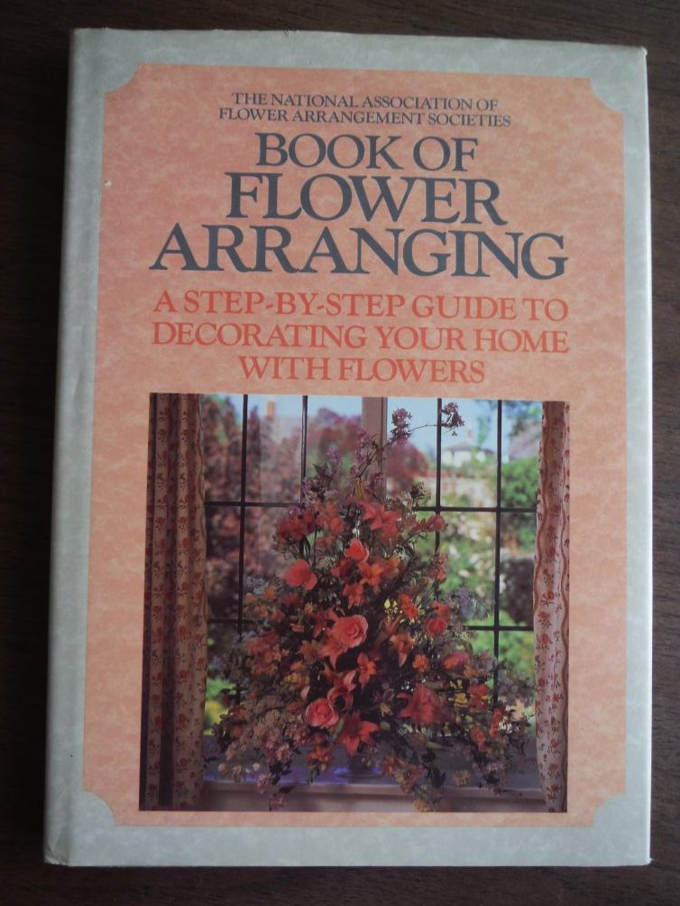 Book of Flower Arranging