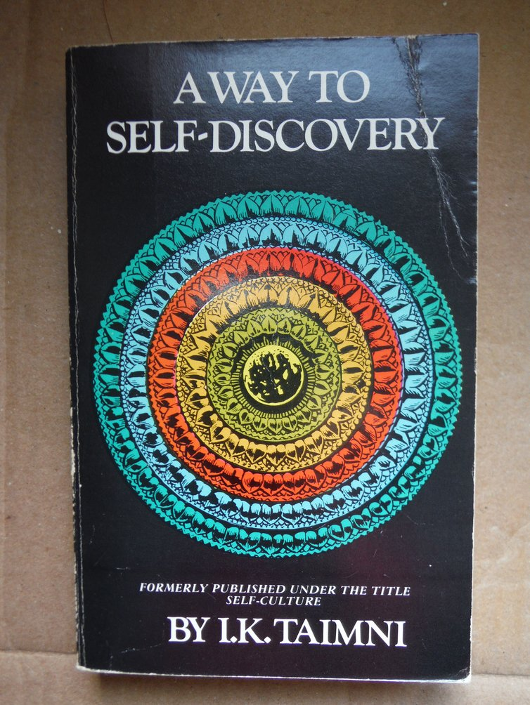 A Way to Self Discovery (A Quest book)