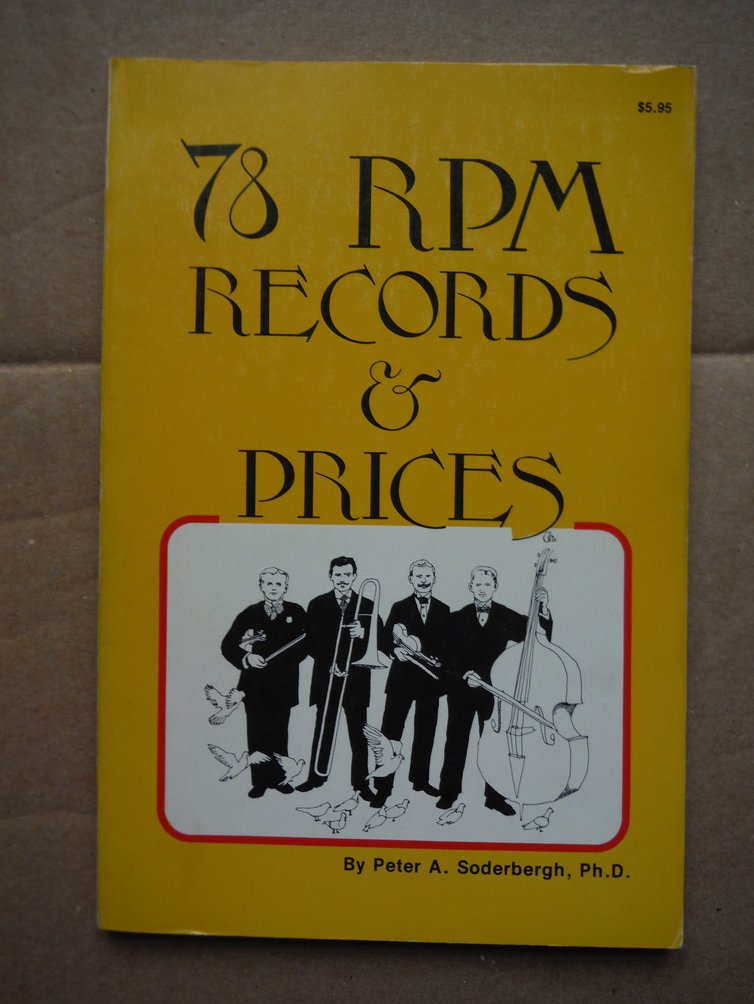 78 RPM records & prices