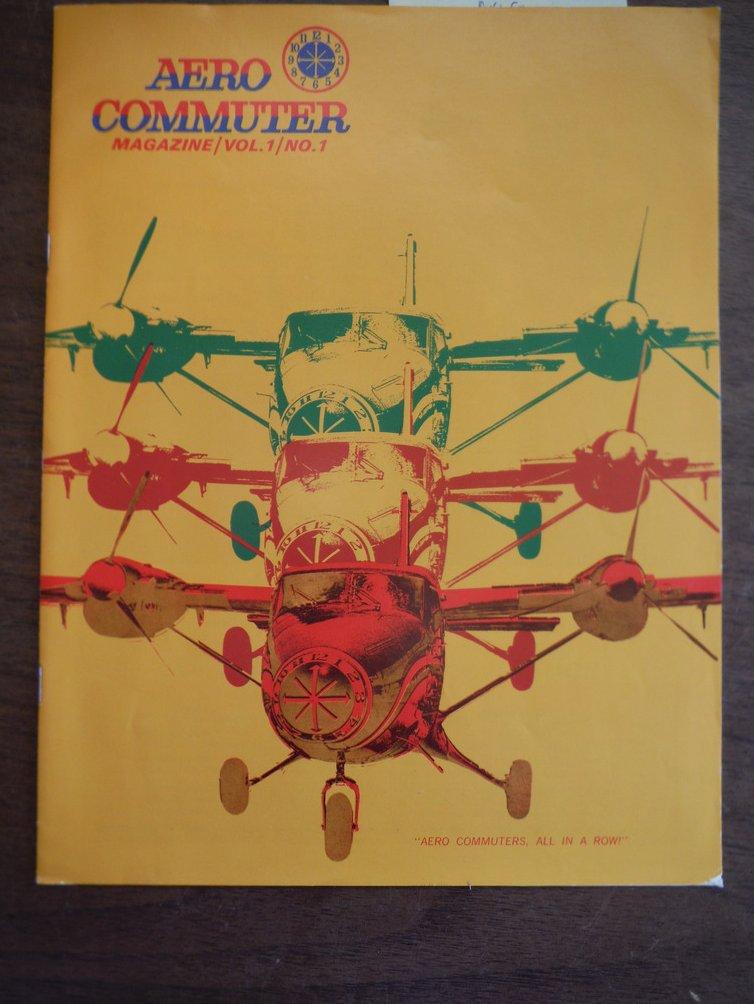 Aero Commuter Magazine (Vol.1 No. 1)