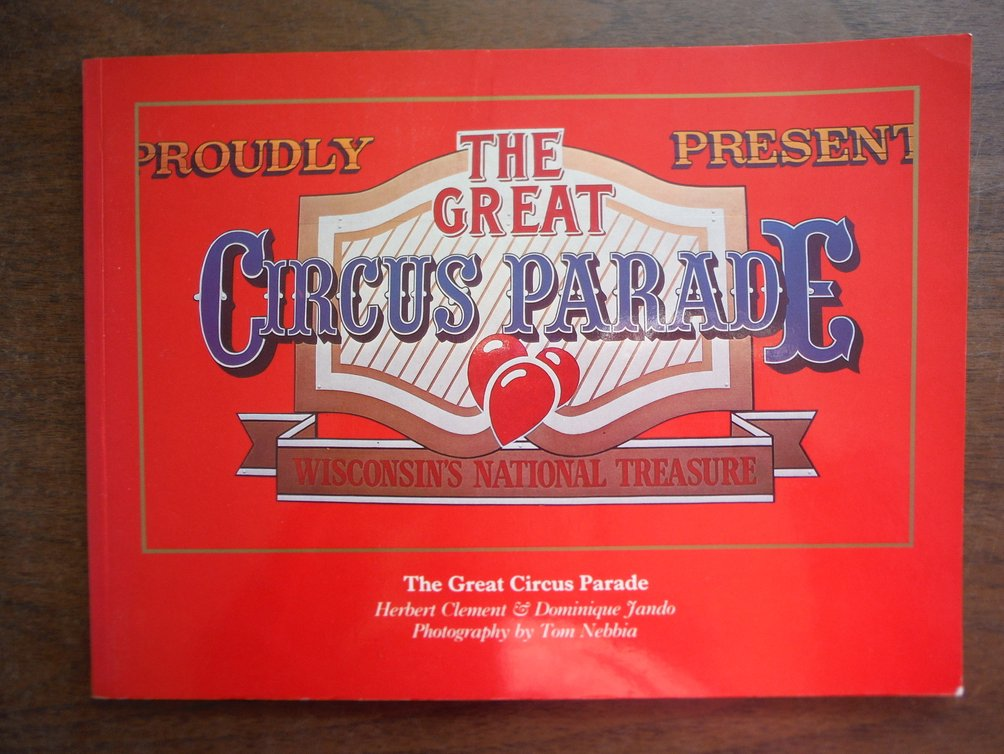 The Great Circus Parade (Signed by Red Skelton)
