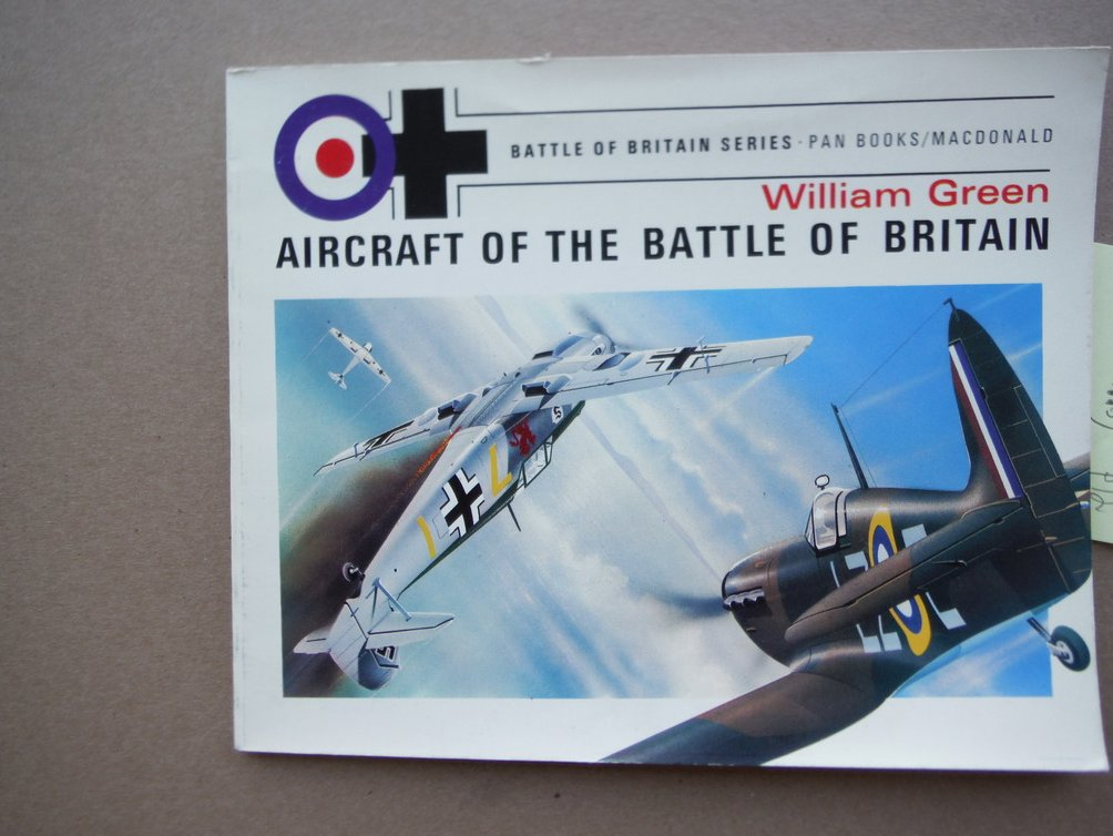 Aircraft of the Battle of Britain. Battle of Britain Series.