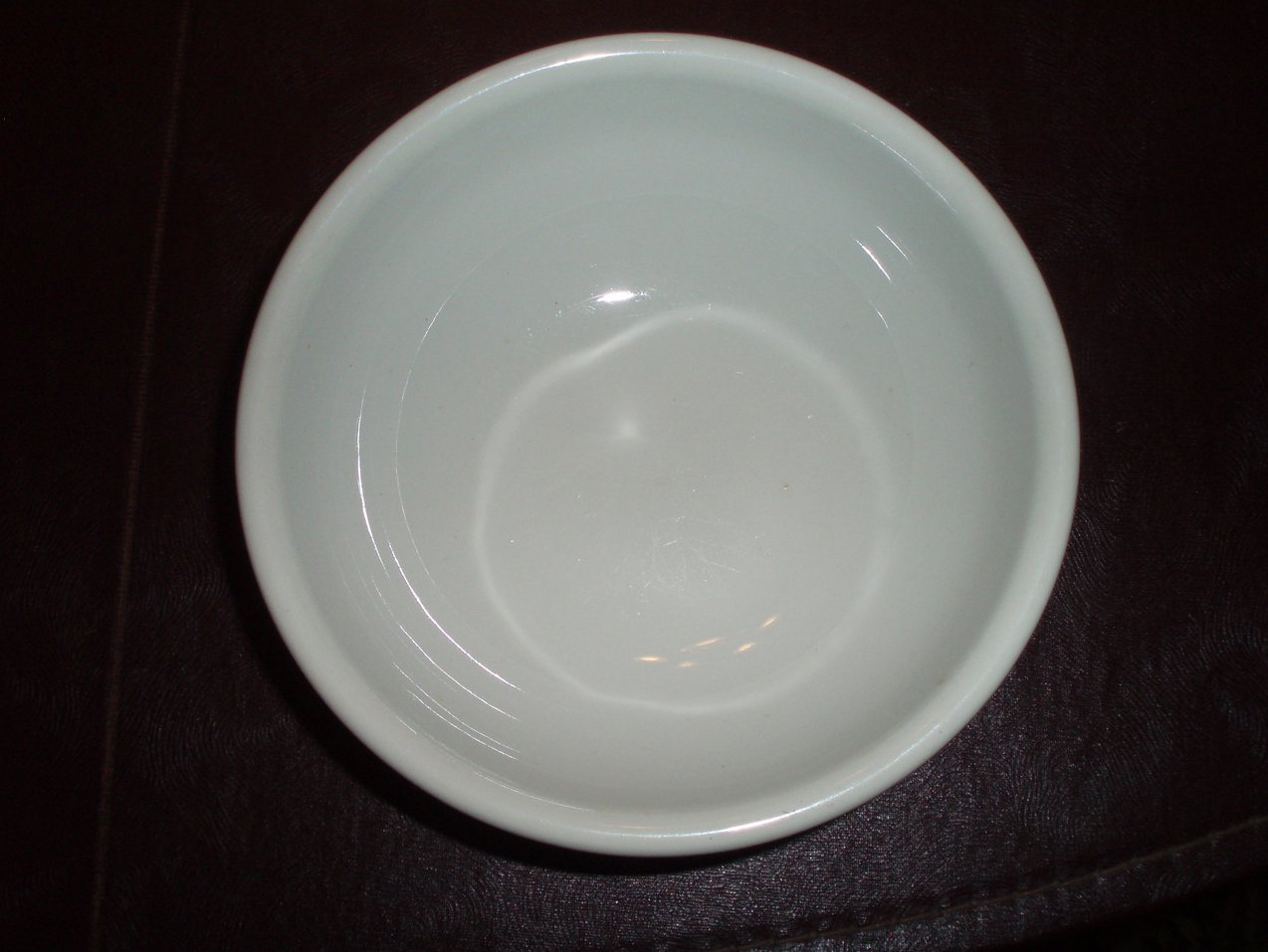 Image 1 of Shenango China cereal bowl Lawrence V16 restaurant ware