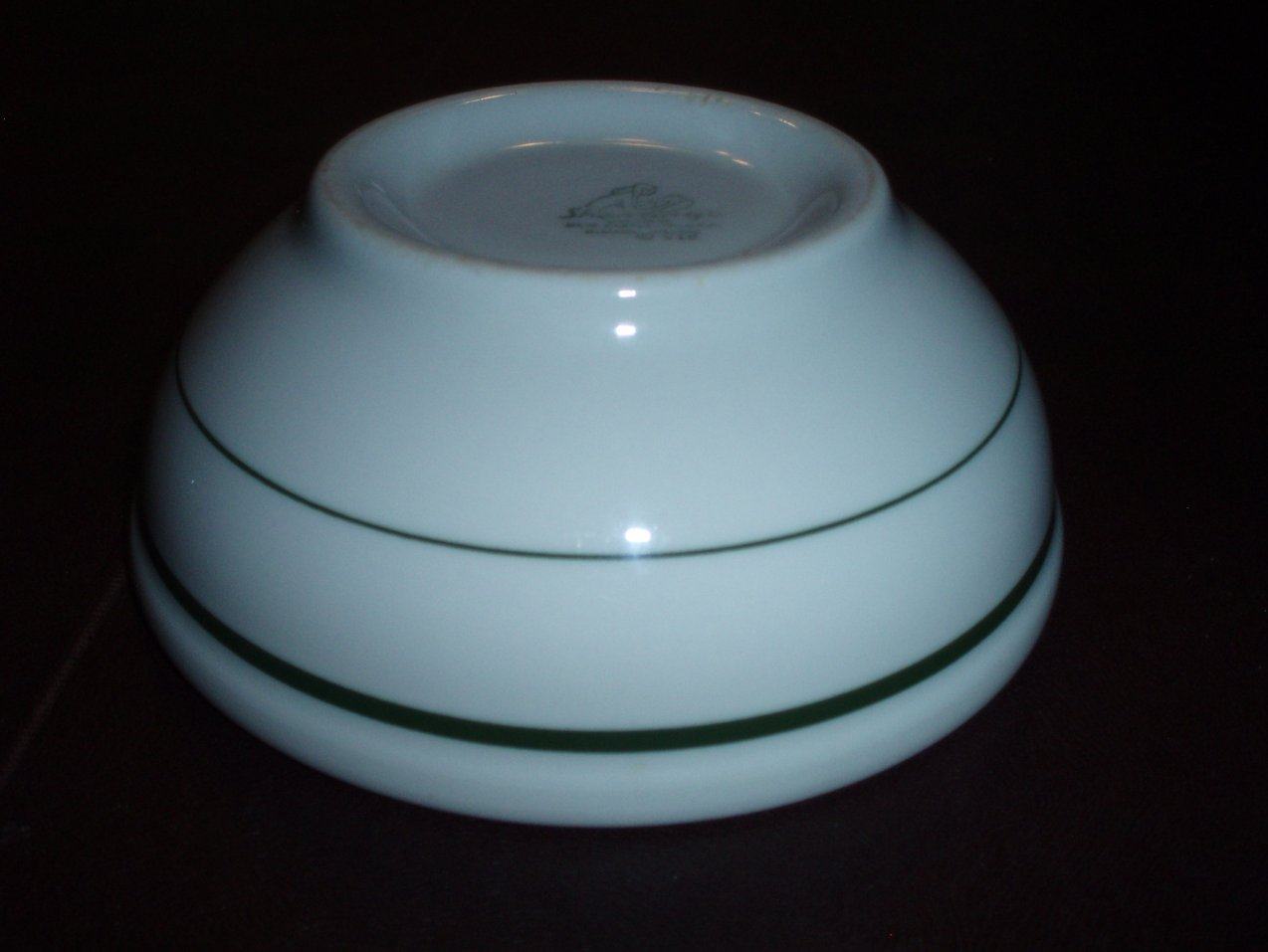 Image 2 of Shenango China cereal bowl Lawrence V16 restaurant ware