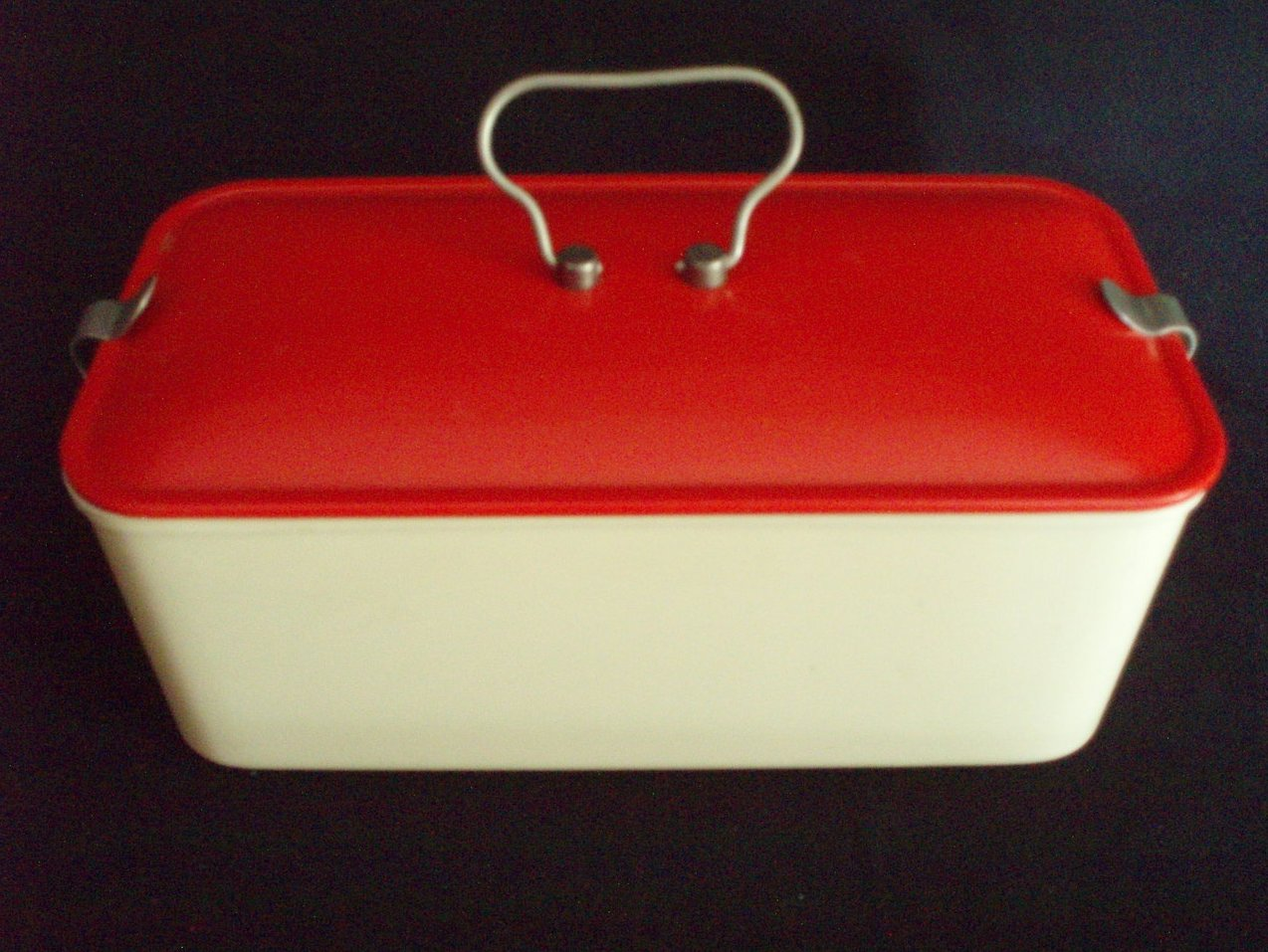Beetleware food container melmac refrigerator dish