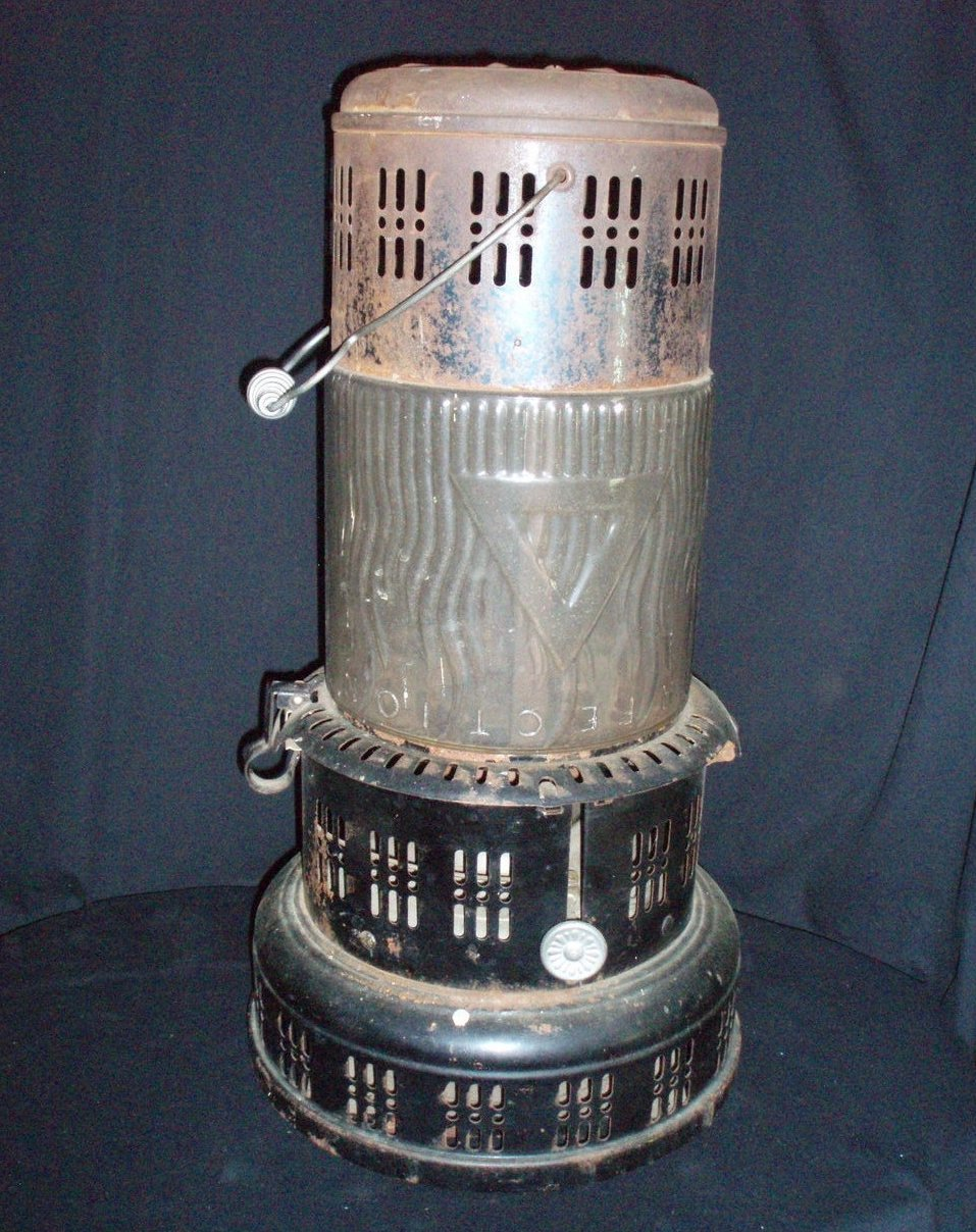 Vintage Perfection Kerosene Heater 750 functional