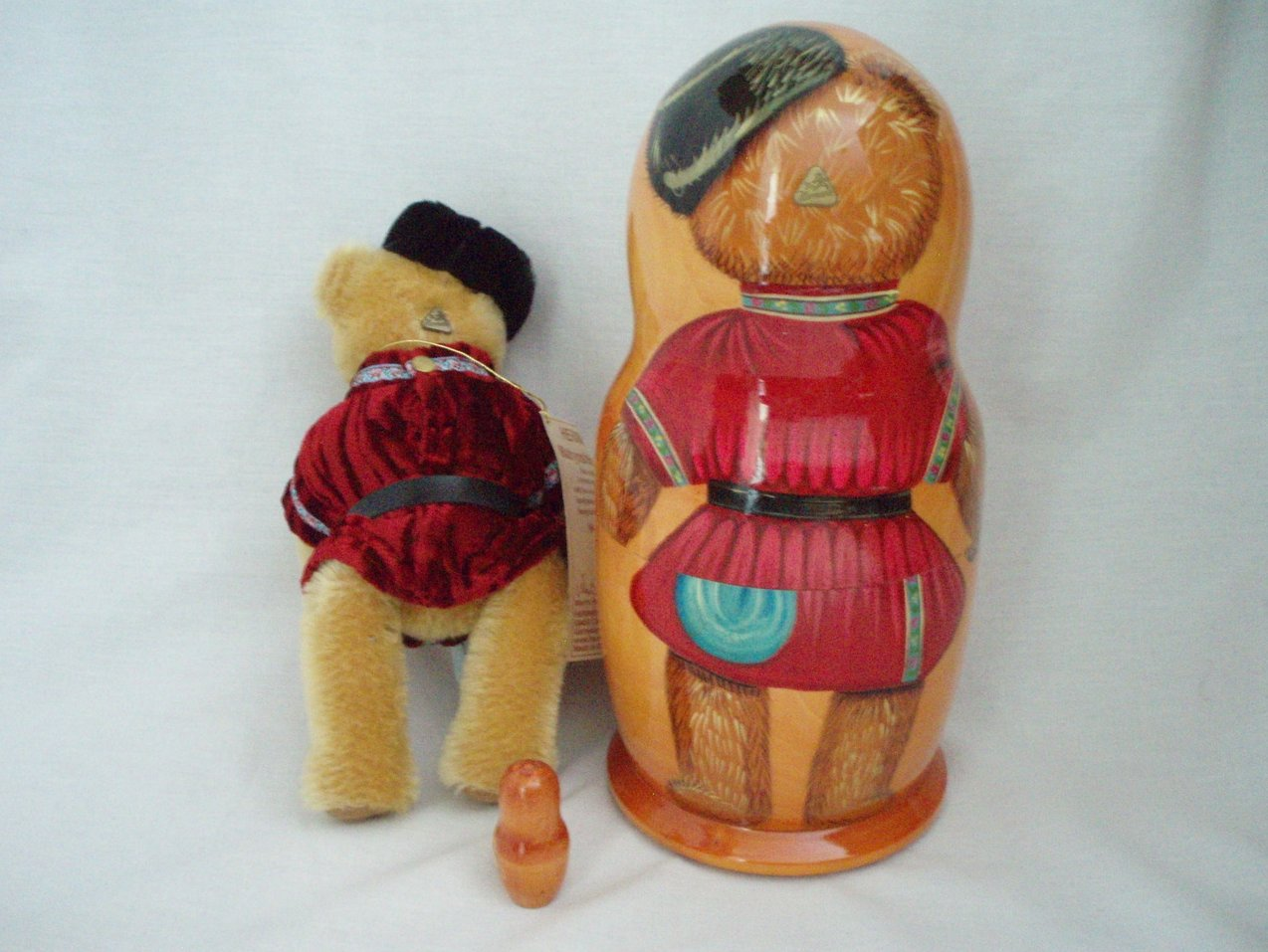 Image 2 of Hermann Spielwaren Matryoshka Bear  Limited Edition