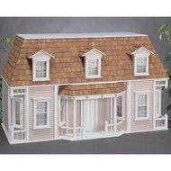 Real Good Toys Co. The Newbury Dollhouse Kit 1 inch scale DH56K
