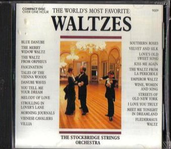 A Ticket to Vienna Waltzes CD Classical