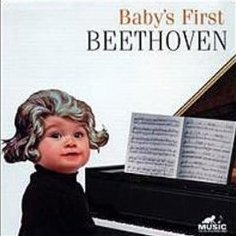 Baby's First Beethoven Classical CD for Children (2000)