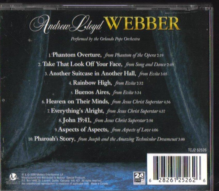'.Andrew Lloyd Webber Volume 2 .'