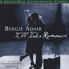 Beegie Adair I'll Take Romance Instrumental Classics CD