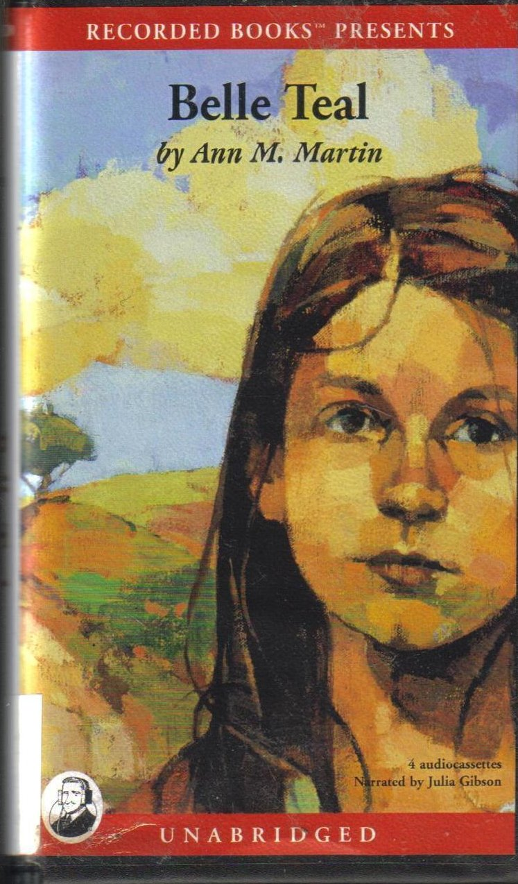 Belle Teal Ann M Martin Unabridged Audiobook Children