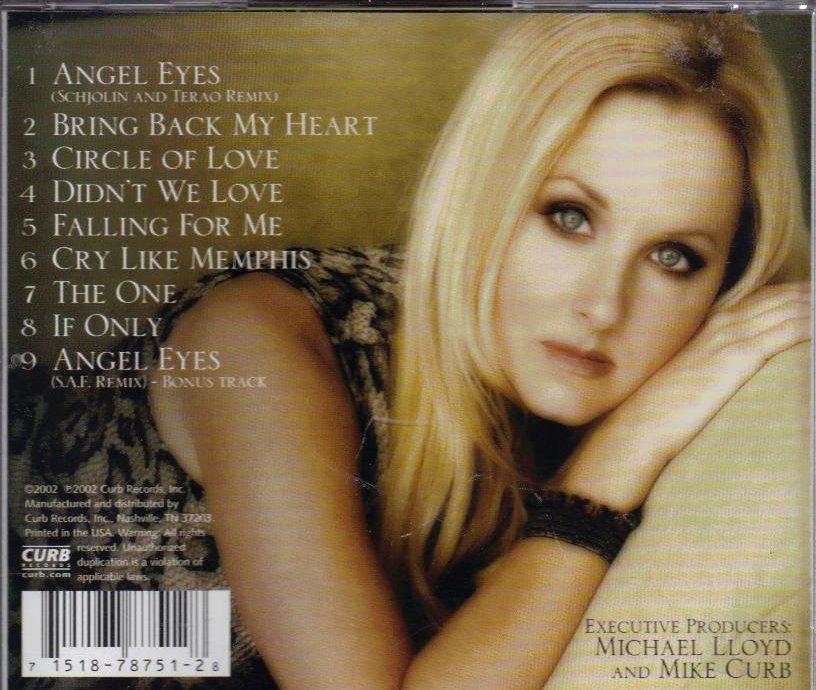 '.Angel Eyes by Tamara Walker.'