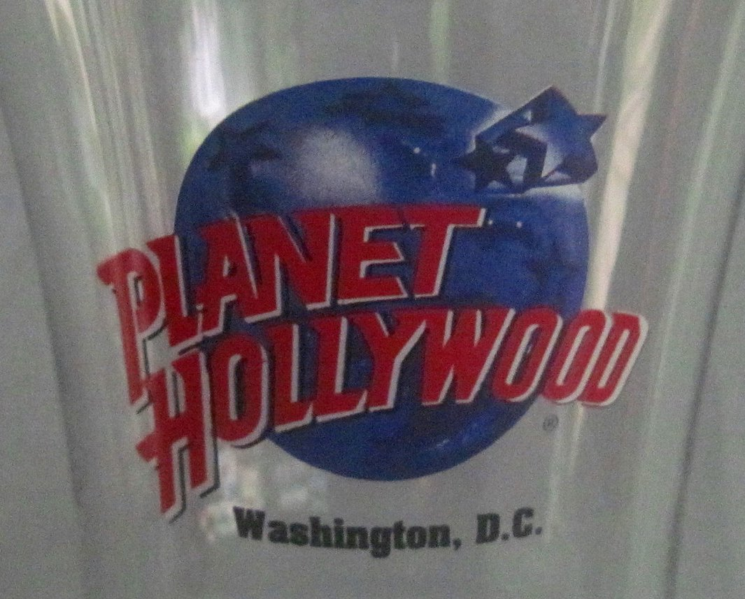 planet hollywood washington dc