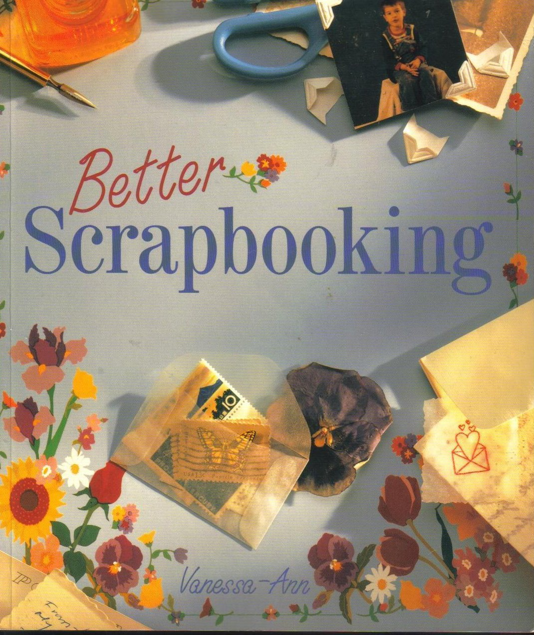 Better Scrapbooking Vanessa-Ann Book Crafts