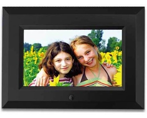 digital photo frame sungale 7 inch cd705 high resolution oos