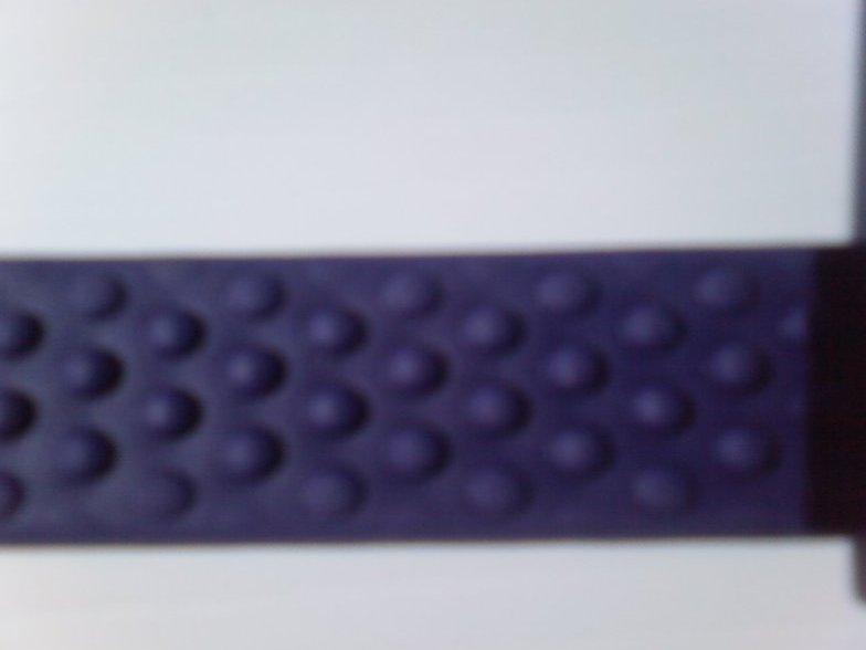 Image 1 of BioThane Super Grip with grippy bumps Roping Style Horse Rein  StablegearTack