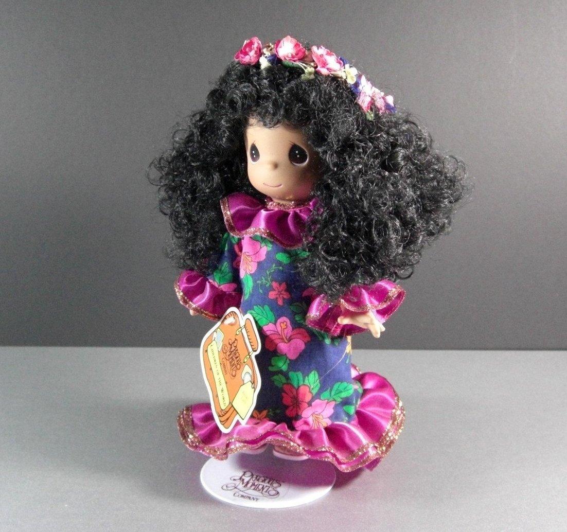 Precious Moments Keiki-Lani Doll